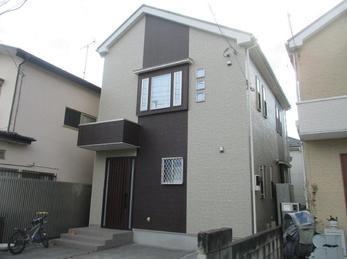 東京都小平市 S様邸 屋根外壁塗装工事
