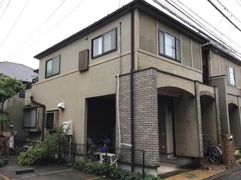 東京都三鷹市 K様邸 屋根塗装工事