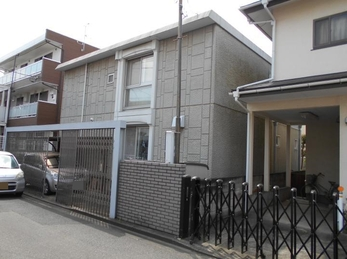 東京都小平市 M様邸 外壁塗装工事