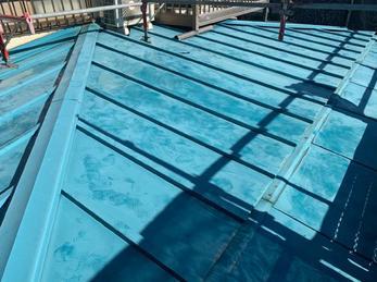 神奈川県相模原市 K様邸 屋根塗装・上葺き工事