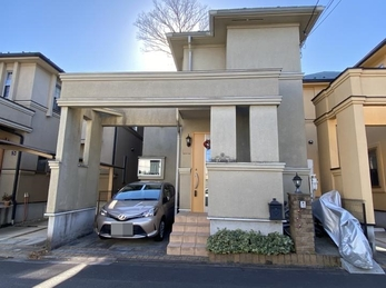 東京都小平市 K様邸 外壁塗装・屋根カバー工事