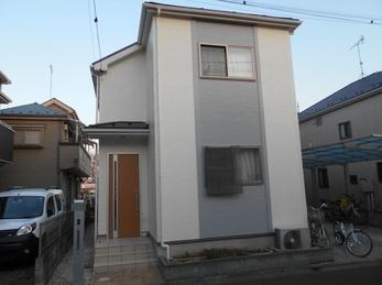 東京都小平市 Y様邸 屋根外壁塗装工事