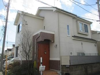 東京都小平市 T様邸 外壁塗装工事
