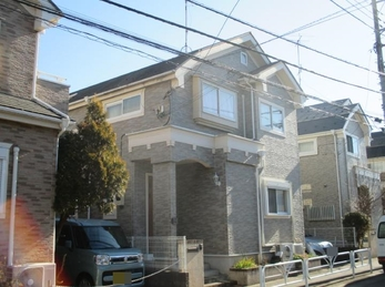 東京都清瀬市 O様邸 外壁屋根塗装工事